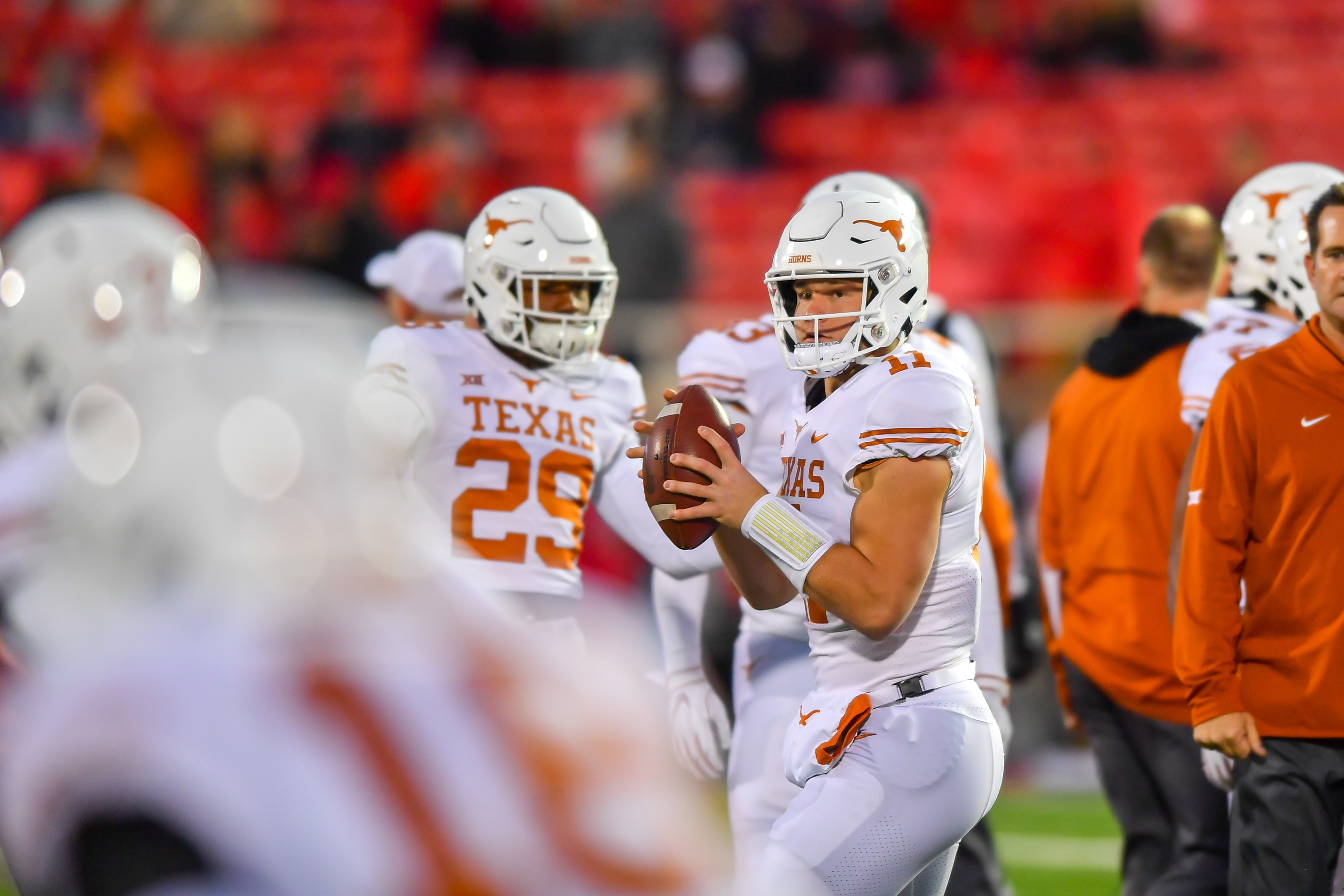 How To Watch Texas Football Vs Texas Tech Tv Live Stream Game Time And Pick