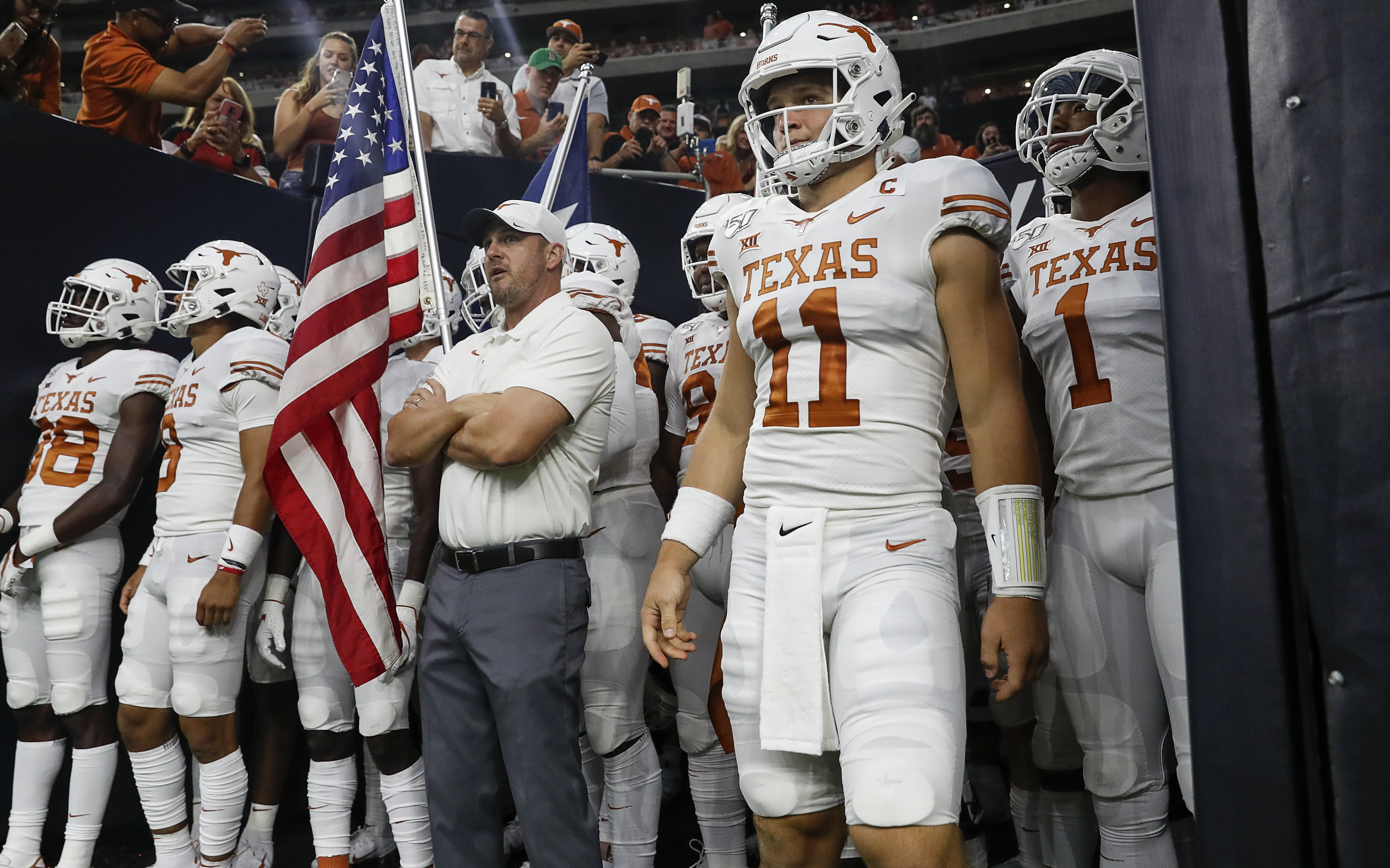 Texas Football: 5 key 2021 recruits Longhorns can realistically land