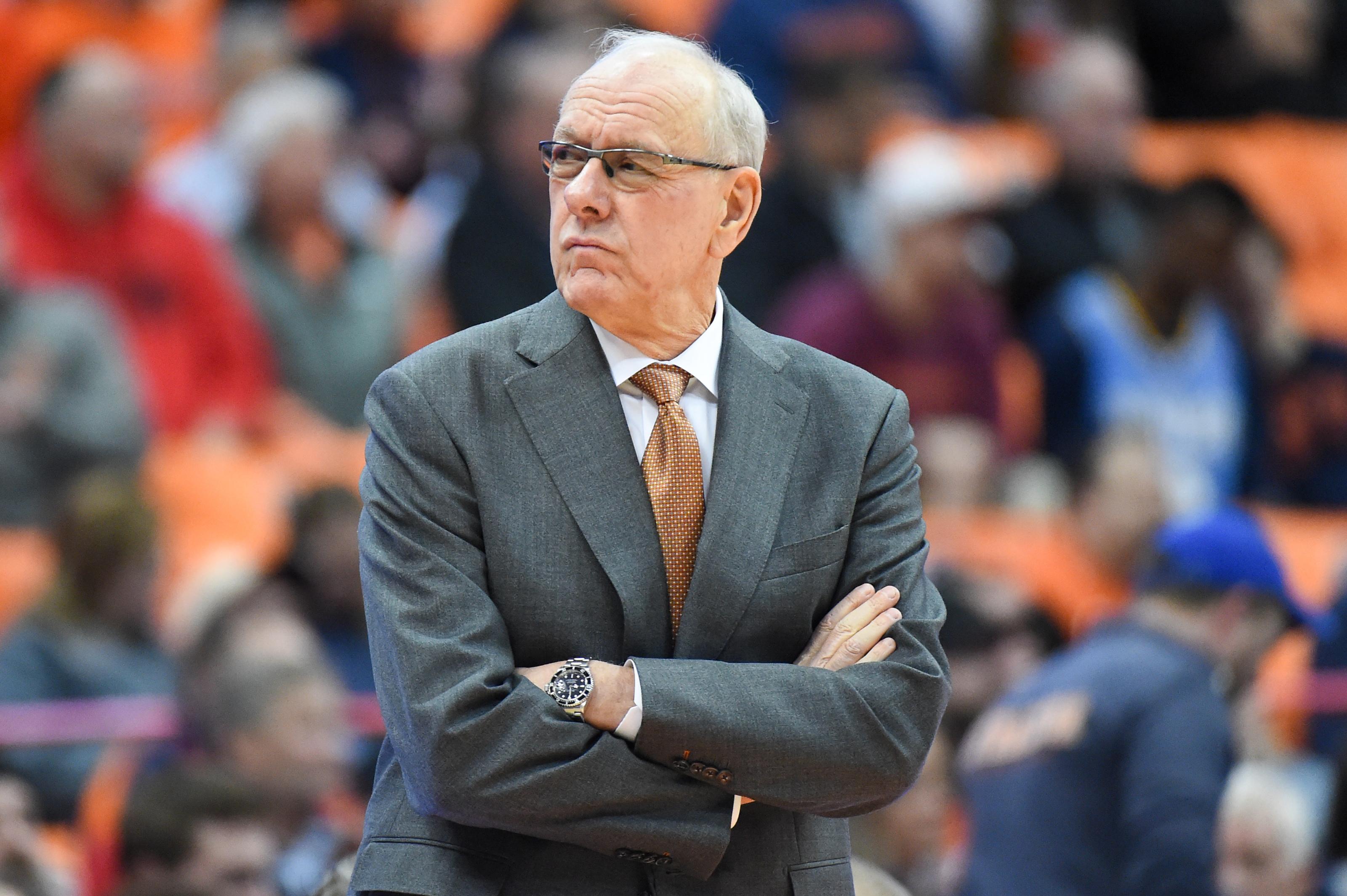 Texas Basketball: Jim Boeheim thinks Kevin Durant could've chosen Syracuse
