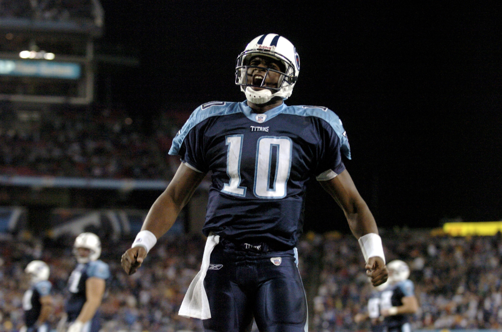 Texas Football: Vince Young was highest rated QB recruit since 2000