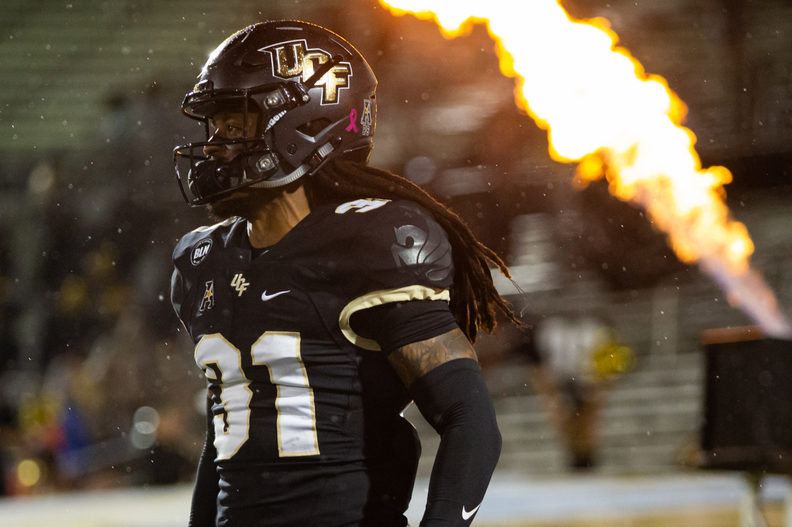 Image result for aaron robinson ucf