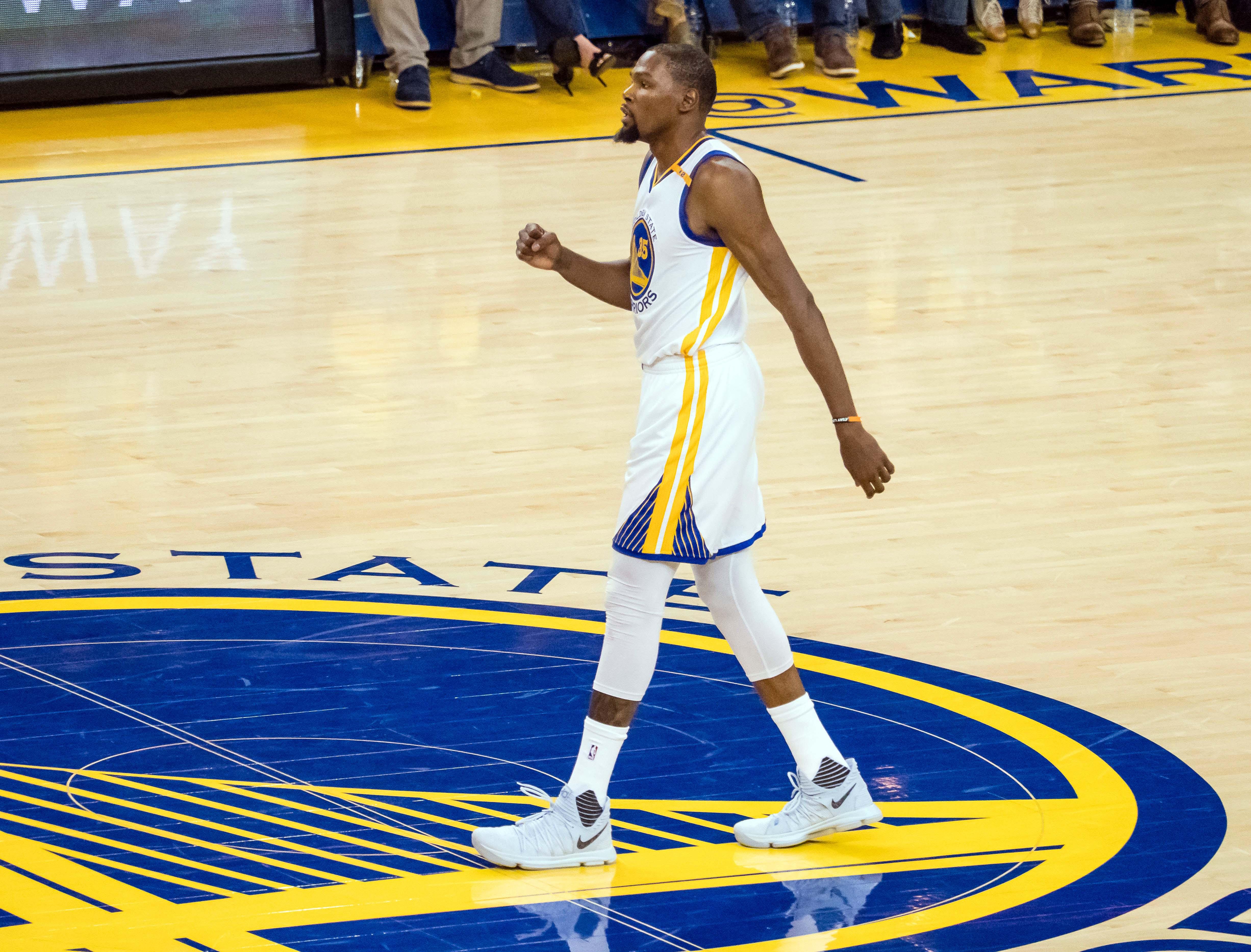 NBA Western Conference Finals: Durant vs. Aldridge Battle ...