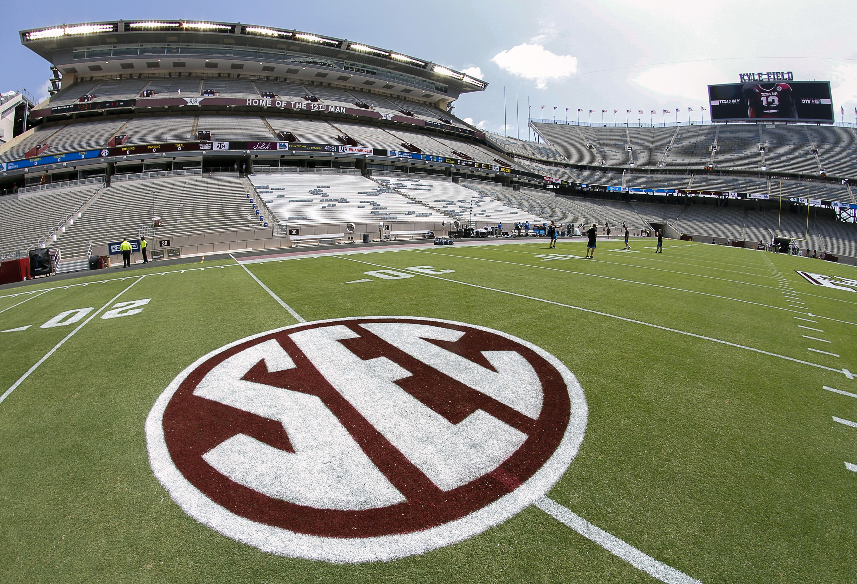 Top 5 texas football rivalries that need to be renewed for Texas motor speedway college station